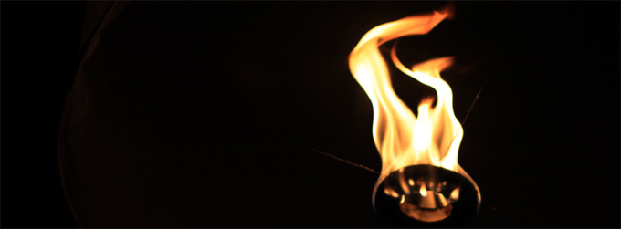 flying fire