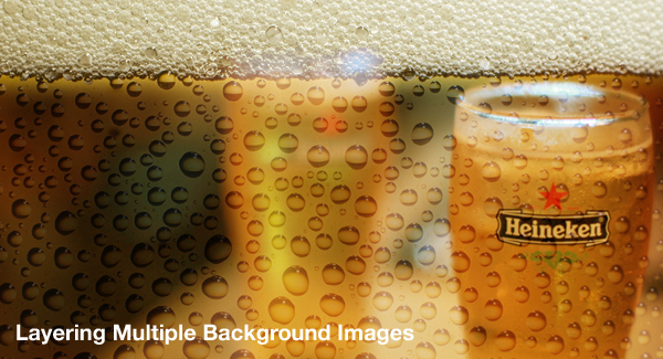 Layering Multiple Background Images Cover